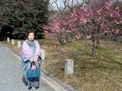 がんさんの母@京都御苑_b0008289_2165764.jpg