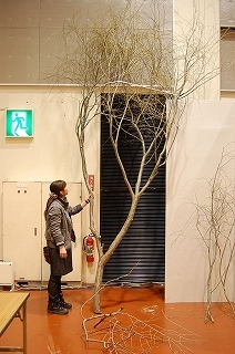 第23回総合展示見本市&松田隆作先生デモンストレーション_e0159798_1757401.jpg