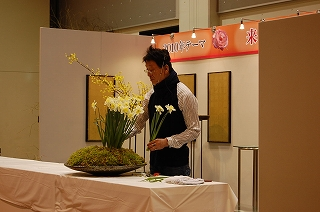 第23回総合展示見本市&松田隆作先生デモンストレーション_e0159798_17584831.jpg