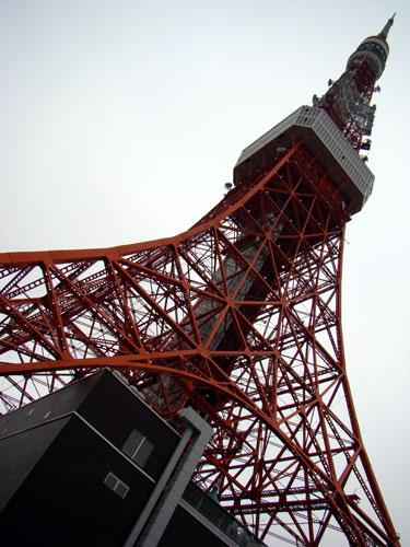 おのぼりさんの東京観光_a0047200_20405396.jpg
