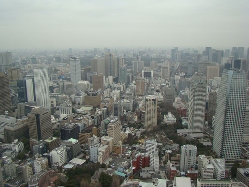 おのぼりさんの東京観光_a0047200_20514462.jpg