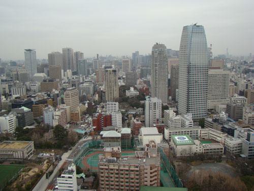 おのぼりさんの東京観光_a0047200_21182230.jpg