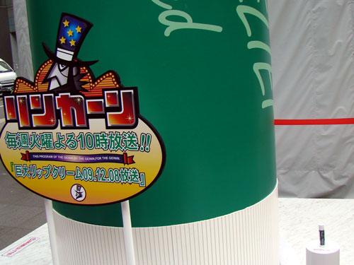 おのぼりさんの東京観光_a0047200_21561491.jpg