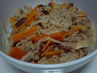 挽き肉とポテトの重ねオーブン焼き_c0025217_1125495.jpg