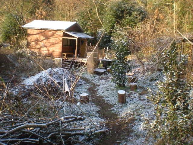 積雪の日田~~_a0125419_1634431.jpg