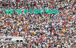 東京マラソン_c0047856_10114129.jpg
