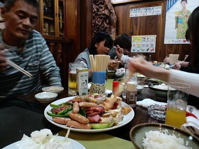 焼肉飯店 太福屋_a0077663_5404542.jpg