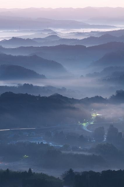 静謐なる夜明け 2_f0018464_18175599.jpg