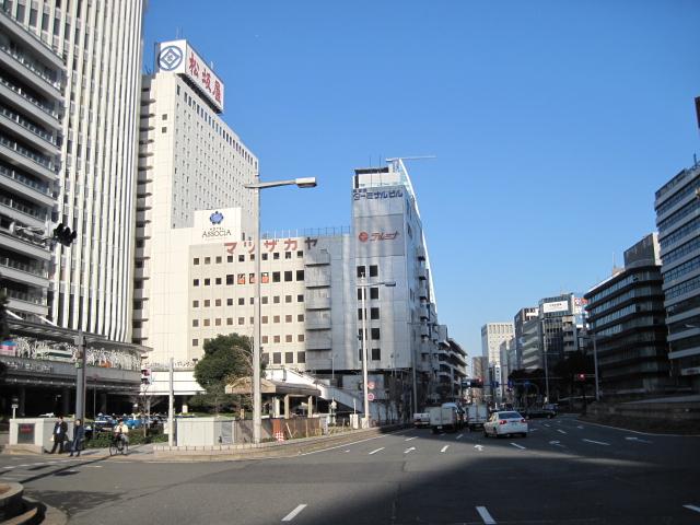 松坂屋名古屋駅前店_f0016320_1446862.jpg