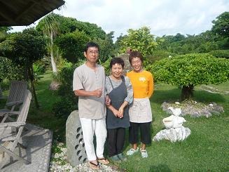 『石垣島の休日』 案山子の宿_d0100638_9255564.jpg