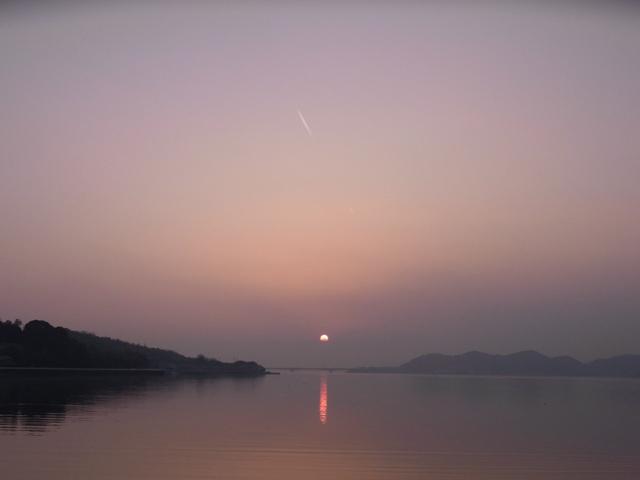 静岡茶の旅と素敵な夕日_f0070743_23554510.jpg