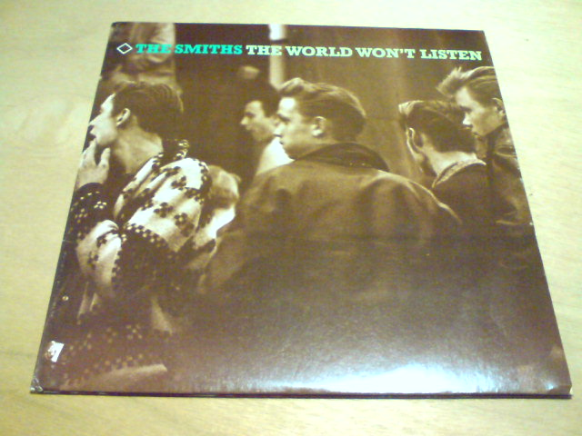 The World Won\'t Listen / The Smiths_c0104445_22595539.jpg