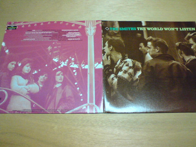 The World Won\'t Listen / The Smiths_c0104445_231137.jpg