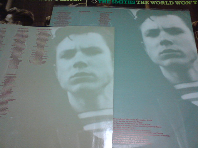 The World Won\'t Listen / The Smiths_c0104445_2325247.jpg