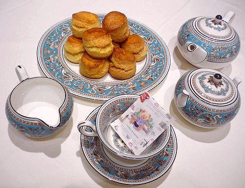 ♡。・*。゚。..。紅茶倶楽部会長^^ daikanyamamariaのTealesson ♪。..。.゚。*・。♡_a0053662_1210451.jpg