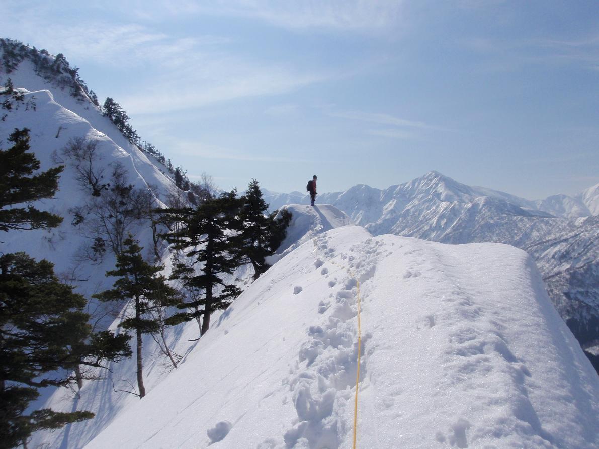 雪山_f0198376_1012522.jpg