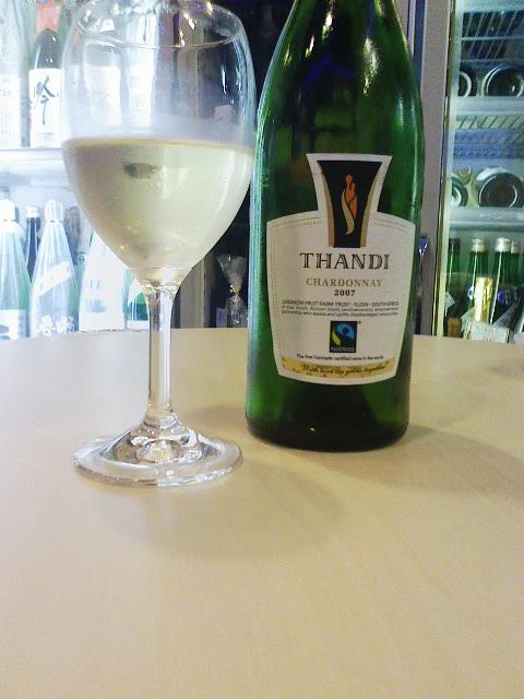 押しの「仙介」あとスッキリ白、アフリカワイン。ええ、ワイ!_c0061686_848072.jpg