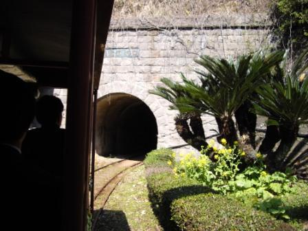 鹿児島出張 その2 トロッコ列車_a0163896_1174322.jpg