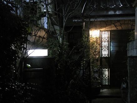 吉本隆明氏を訪ね原稿を御願いしました_c0075701_9334127.jpg