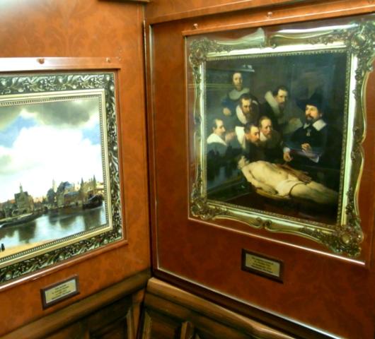 地下鉄車内に入ったら、そこは美術館?_b0007805_22354732.jpg