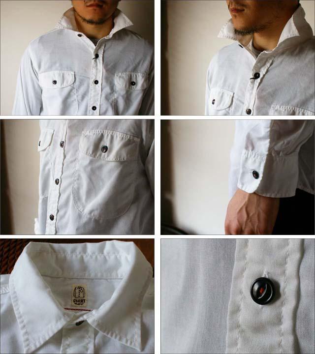 KATO\'DENIM [カトーデニム] WORK SHIRTS [ワークシャツ] _f0051306_18491172.jpg