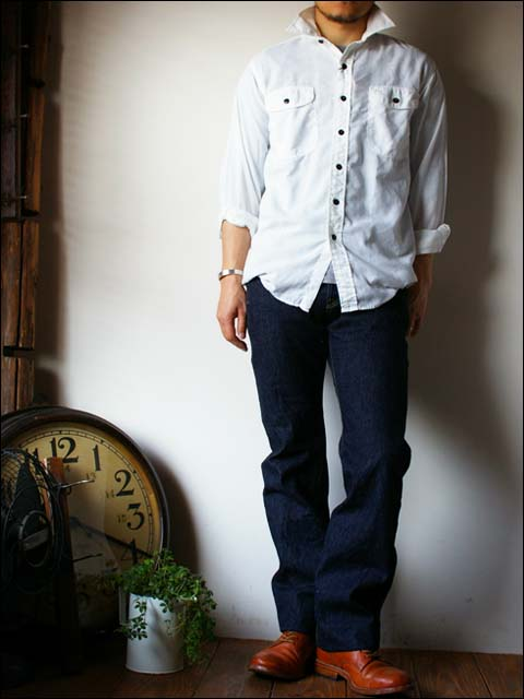 KATO\'DENIM [カトーデニム] WORK SHIRTS [ワークシャツ] _f0051306_18491760.jpg