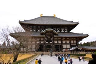 週末旅行 : 奈良1日目_d0010432_1719628.jpg