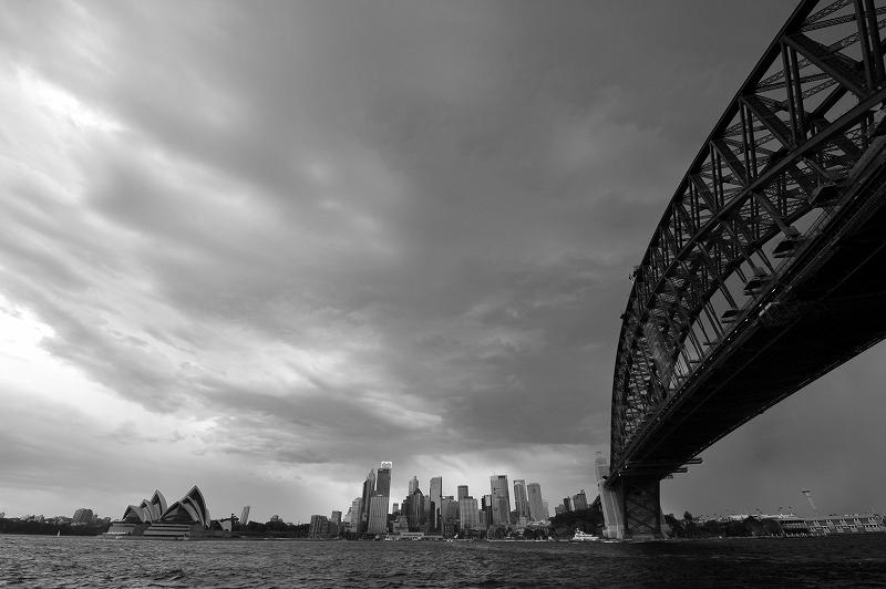 雨のシドニー_f0050534_2343884.jpg