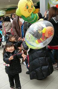 ひなちゃんとアンパンマンミュージアムへ その三_f0139963_22562949.jpg