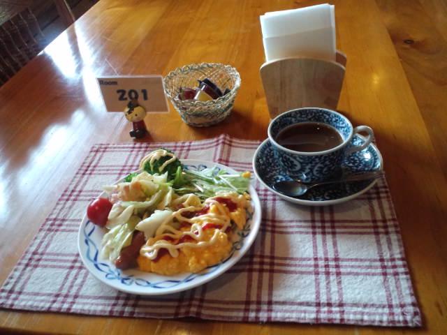 朝食バイキング_c0151965_8523287.jpg