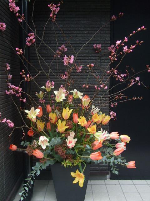 オークリーフ(BeROSEさん開店の花)_f0049672_16463928.jpg