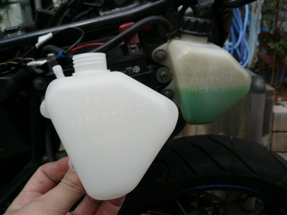 バイクメンテナンス 冷却水交換編_f0097683_22454127.jpg