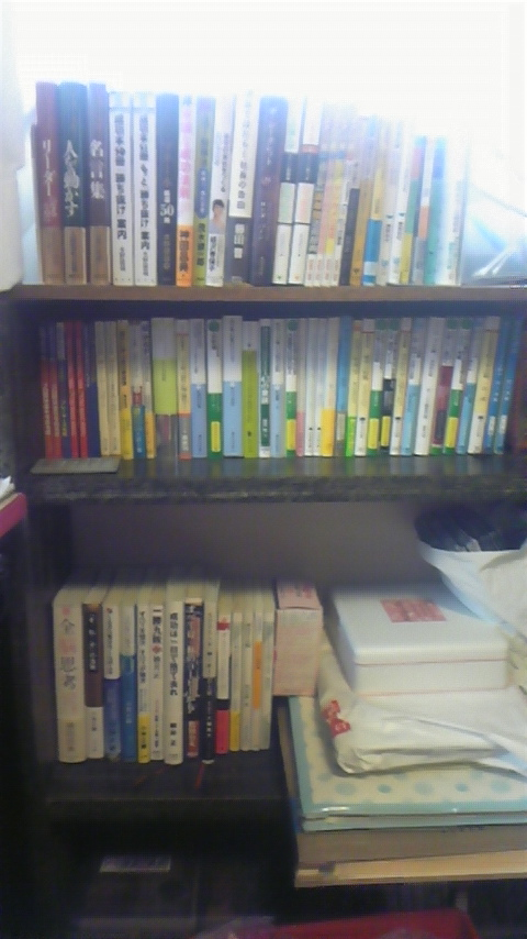 キムと本。_a0112393_925515.jpg
