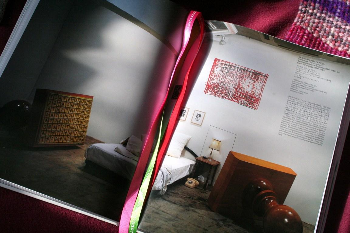 琵琶湖は霧の中だった 滋賀県立近代美術館シュウゾウ・アヅチ・ガリバー展_c0100195_9312686.jpg