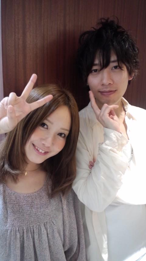 ヘアアレンジ本撮影~in apish jeno~_f0195703_2513678.jpg