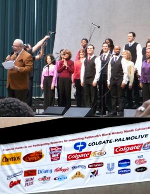 ニューヨークのゴスペル聖歌隊大会 Pathmark Gospel Choir Competitions 2010_b0007805_238247.jpg