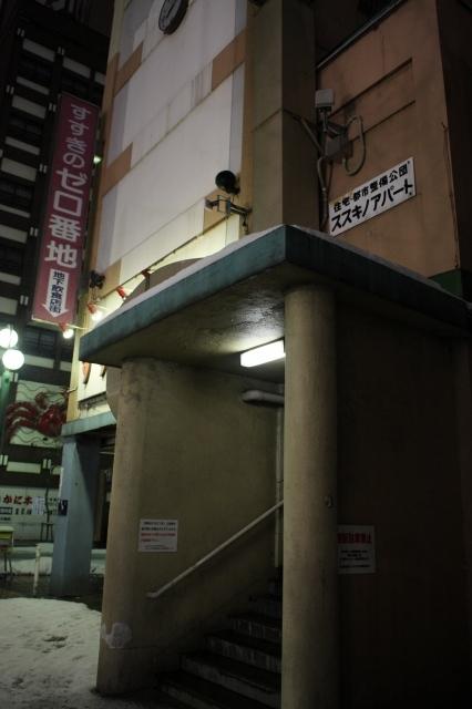 札幌  すすきの・狸小路界隈の夜_b0061717_1050100.jpg
