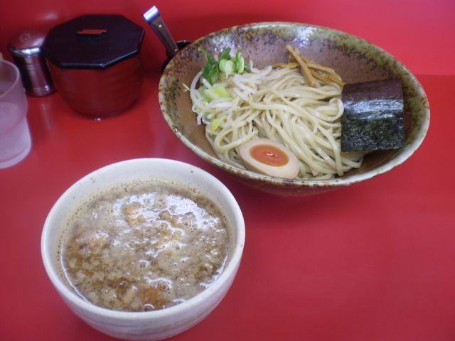 味噌つけ麺@風火㊥_a0117520_20444099.jpg