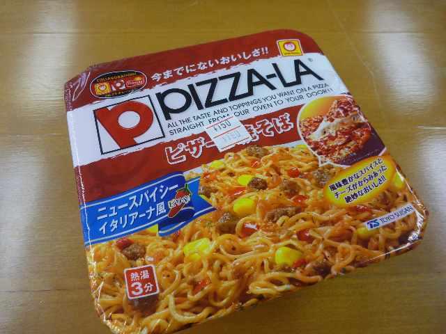 Pizza-La 焼きそば_b0054727_2320526.jpg