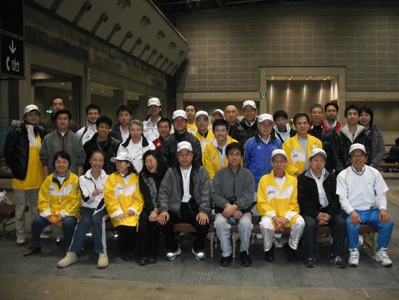 行ってまいりました!東京マラソン2010_f0214534_23234991.jpg