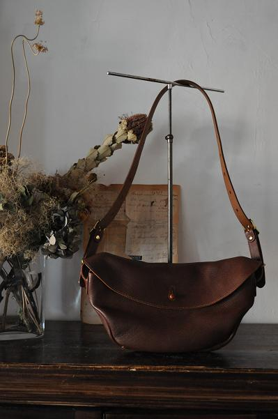 STYLE CRAFT  別注 Deerskin Waist Shoulder Bag