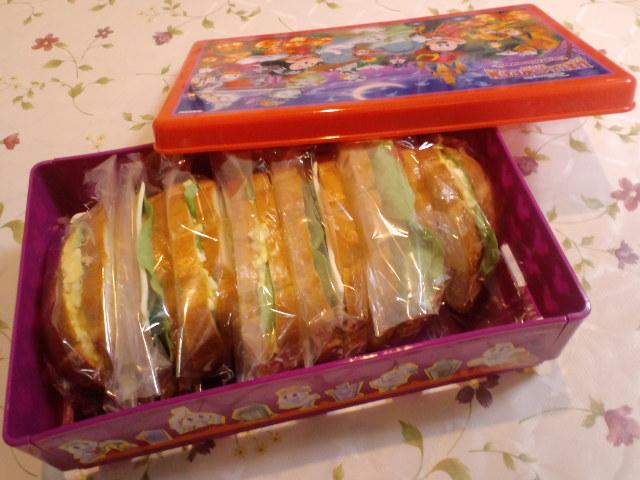 みいちゃん☆とパン作り_c0106100_2023984.jpg