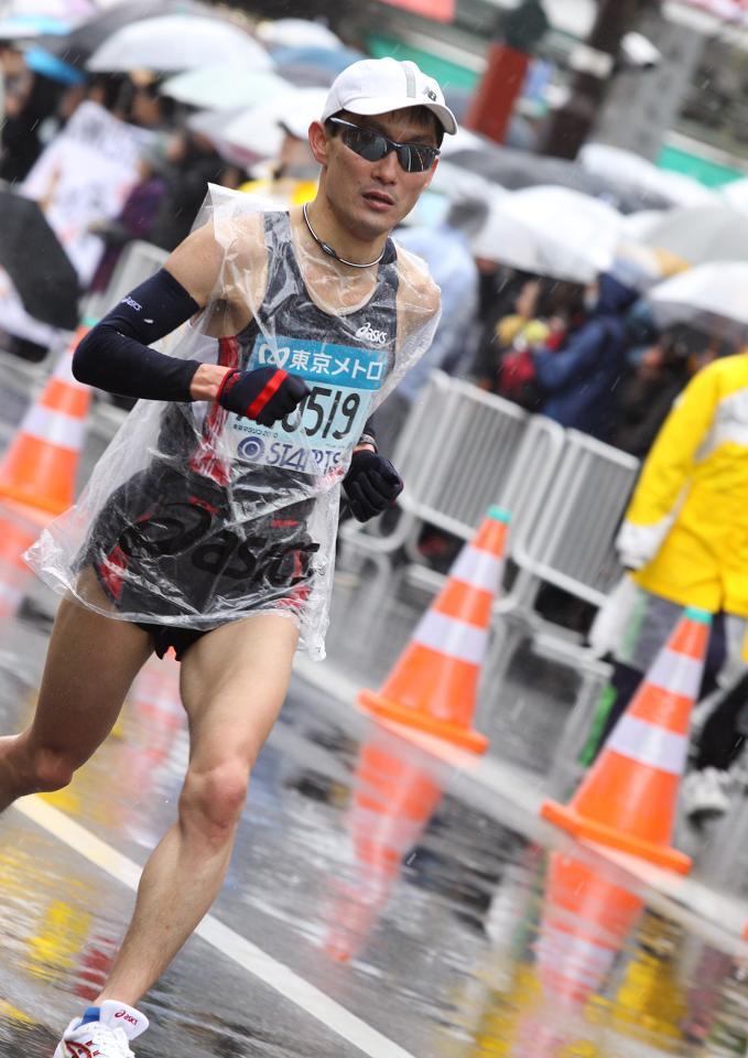東京マラソン2010 : SHI-TAKA ...