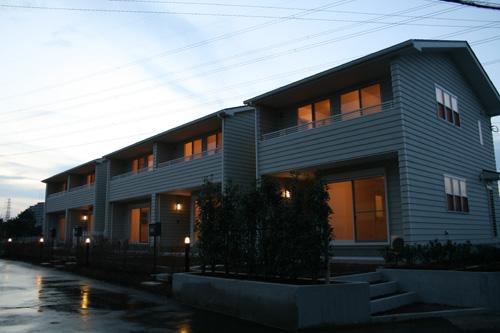 畑付き賃貸住宅 H Project 竣工しました。_d0016587_13512264.jpg