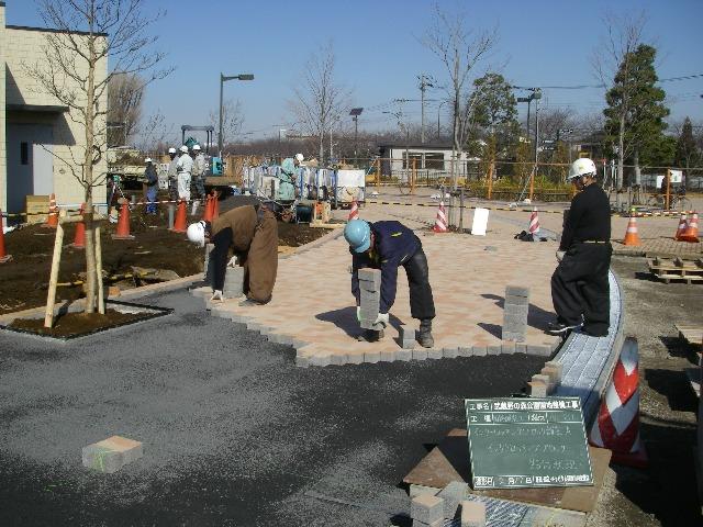 進捗状況-3(武蔵野の森公園)_b0172896_18564432.jpg