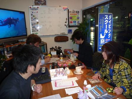DEEP&ドライ☆_e0115199_21544137.jpg