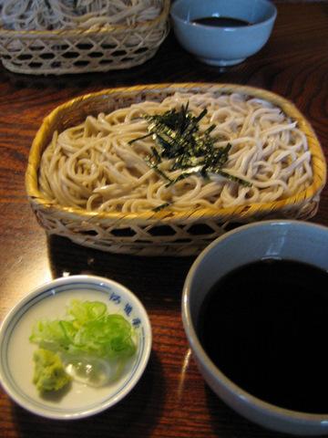京都ならではの蕎麦屋~晦庵河道屋_b0168840_18393942.jpg