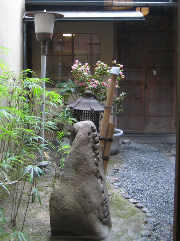 京都ならではの蕎麦屋~晦庵河道屋_b0168840_1843974.jpg
