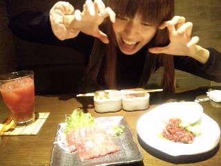 生肉祭り゜+。:.゜ヽ(*´∀`)ノ゜.:。+゜笑ゞ_b0174553_195727.jpg