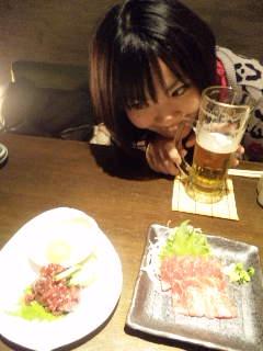 生肉祭り゜+。:.゜ヽ(*´∀`)ノ゜.:。+゜笑ゞ_b0174553_195783.jpg